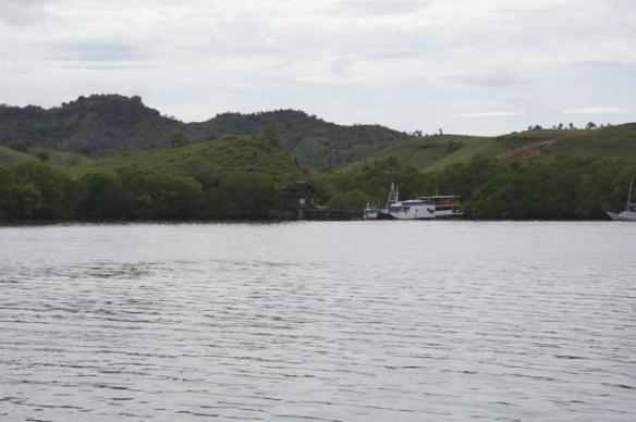 1f Dermaga Pulau Rinca