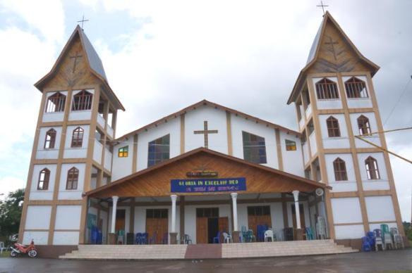Gereja Katolik Labuan Bajo 1