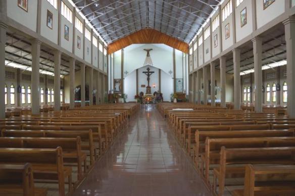 Gereja Katolik Labuan Bajo 2