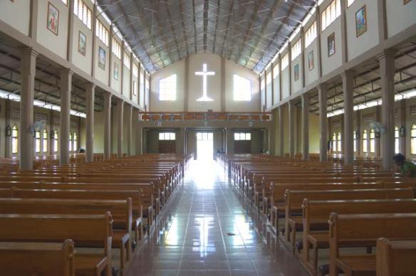 Gereja Katolik Labuan Bajo 3