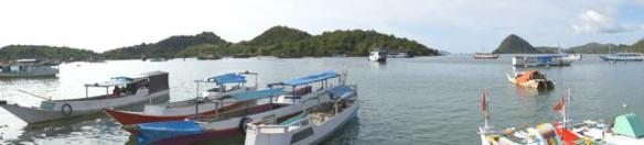 Labuan Bajo Wide Shoot