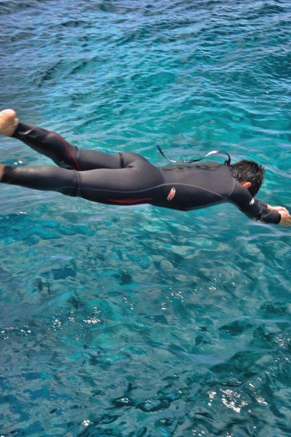 Lompat ke air 2