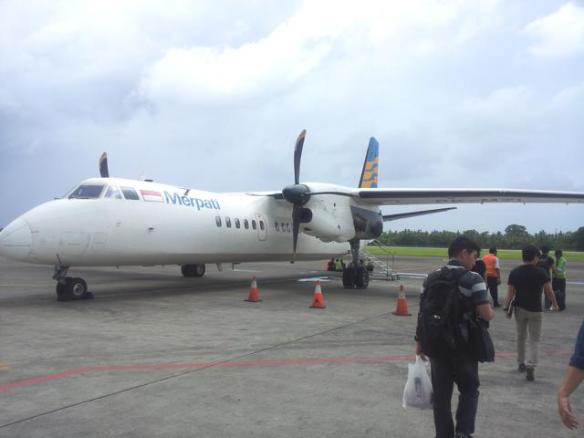 Pesawat ke Labuan Bajo