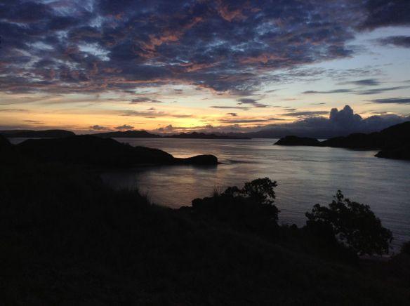 Sebayur Sunset 1