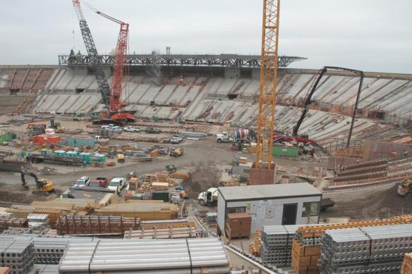 Memorial Stadium 5