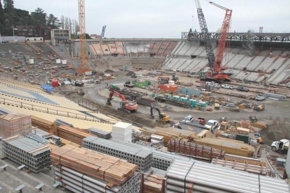 Memorial Stadium 6