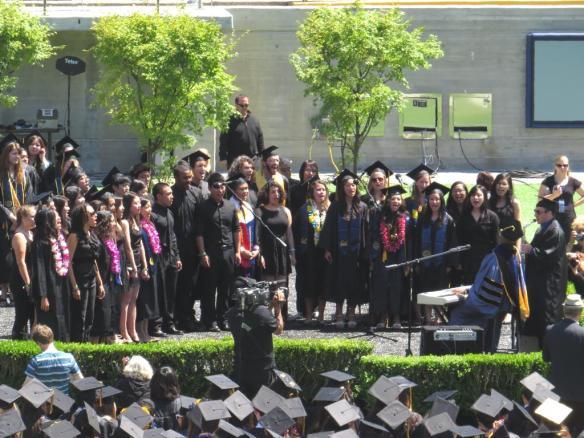 UC Gospel Chorus
