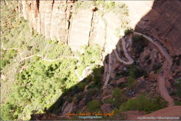 Hiking Angels Landing 4