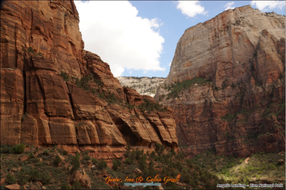 Angels Landing - Going Down 18