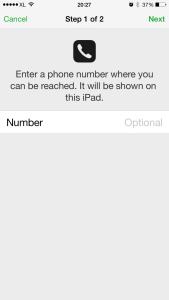 Find iPhone 3