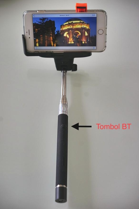 Tongsis BT