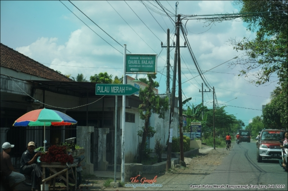 Pantai Pulau Merah 2