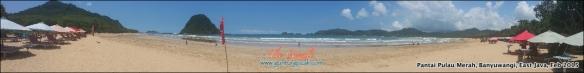 Pantai Pulau Merah 5